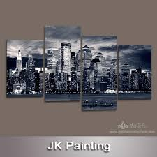 Cheap Canvas Prints from Digital Photos for Modern Living Room Decoration  -- Painting Supplies