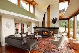 Modern Portland New Construction Living Room By Kraft