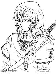 Zelda Coloring Pages Luxury Free Printable Zelda Coloring Pages For