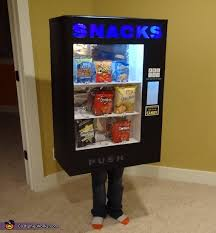 Vending Machines For Kids Adorable Vending Machine Costume Idea For Kids