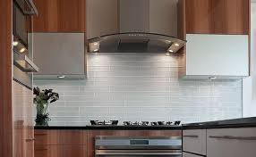 Glass Tile Kitchen Backsplash Designs Impressive Decorating Design
