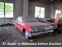 Ex-Lambrecht 1963 Chevrolet Impala: Before-and-After photos
