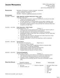 Quality Assurance Analyst Resume Sample Qa Analyst Resume Qa Analyst Resume Sample 24 Quality Assurance 18