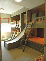 The following are two custom bunk beds designed for client projects by  Andrea Maulden of Nest Interior Design and Joey Lasalle/Cara ...