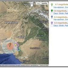 You can see all the historical data and other dates in Pdf Recent Earthquakes Around Nawabshah 2014