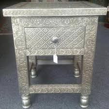 White Metal Chest Of Drawerwhite Furniture India  I