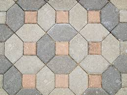 Brick Walkway Patterns Adorable The Beautiful Patterns On The Brick Walkway Stock Photo Picture And
