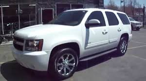 HILLYARD CUSTOM RIM&TIRE 2010 CHEVROLET TAHOE WITH 20 INCH CHROME ...