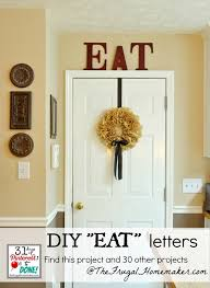 so here s how i did it i picked up 3 letters at hobby lobby the e and t are wood letters and were 1 99 30 off so 1 39 each