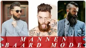 Trendy Mannen Baard Mode