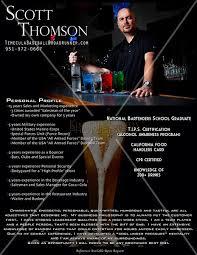 kimberlydaniels photo keywords  professional bartender  custom    scottthomsonresumebartending resumeprofessional bartenderbartender resumecustom bartending resumecustom bartender resumebartending templateprofessional