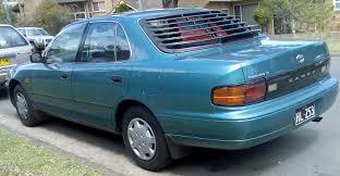 File:1993-1994 Toyota Camry (SDV10) Executive sedan 01.jpg ...
