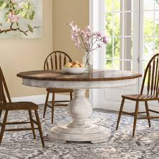 round country dining table amazing kitchen breakfast table osullivan dining table