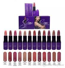 2016 brand new arrivals hot makeup selena dreaming of you matte lipstick 3g makeup selena with 1 31 piece on easyshow s dhgate