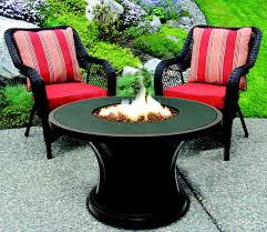 garden furniture patio uamp: gas fire table rodeoseries chatgranite gas fire table