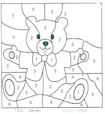 Easter Coloring Pages By Numbers Preschool Coloring Sheets Printable