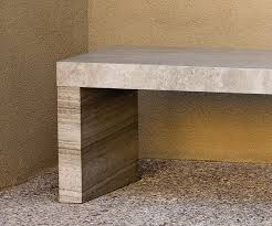 Small Picture Contemporary Garden Stone Benches from Stone Forest