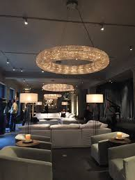 lighting modern restoration hardware chandelier with drum shade