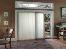 sliding glass door window treatments for doors coverings ideas