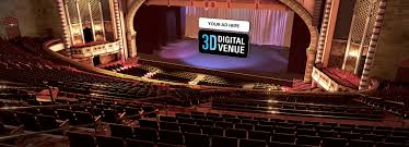 Real Salt Lake Seating Chart 3d 3d Digital Venue Mobile Media Content