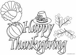 Thanksgiving Coloring Pages Printable Thanksgiving Coloring Pages