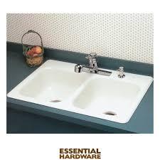 seabrook white porcelain enameled steel double bowl sink bootz ind marvelous enamel steel bathtub 6 briggs porcelain enameled