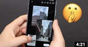インスタ 写真 二 枚 載せる 方法