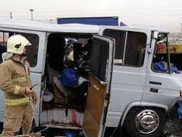Image result for حادثه مرگبار دانش آموزان ماهشهر امیدیه