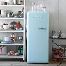 full size refrigerator without freezer.  Without SMEG Full Size Refrigerator And Without Freezer 7