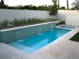 Cool Inground Pool Designs Coolest Small Pool Ideas With 9 Basic Preparation Tips