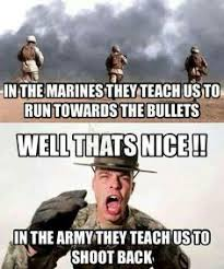 Army Humor on Pinterest | Military Memes, Funny Army Pictures and ... via Relatably.com