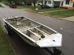 Duck Hunting Chat \u2022 1st Duck Boat Build -Bass Tracker Conversion ...