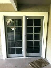 custom retractable screen door home depot french screens larson