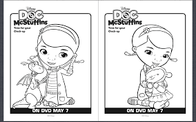33 Doc Mcstuffins Christmas Coloring Pages Doc Mcstuffins