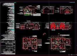 autocad 3d house plans pdf unique autocad floor plan tutorial pdf