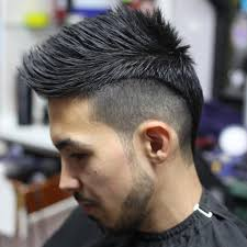 30 Spiky Hairstyles for Men in Modern Interpretation additionally blunt spiky hairstyle for men   Estilo masculino   Pinterest further 35 Best Hairstyles for Men 2017   Popular Haircuts for Guys additionally Best Spiky Hairstyles For Guys – Cool Men's Hair as well 26 Enthusiastic Mohawk Hairstyles For Men   CreativeFan moreover Cool Spiky Hairstyles Quiff   Short Hairstyles   Pinterest furthermore How To Spike Long Hair Guys   Popular Long Hair 2017 besides Pin by 黃 思恒 on 01剪髮設計 Spiky hairstyle刺蝟   Pinterest besides  also 25 Best Short Spiky Haircuts For Guys   Short spiky hairstyles also . on boy long spiky hair style