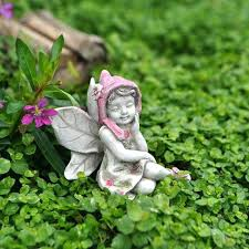 garden fairies statues miniature fairy garden statues garden fairies statues uk