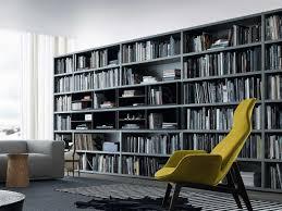 Modern Black Huge Bookcase Partition Big Bookshelf Furniture In Huge  Bookshelf (#13 of 15