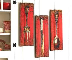 wall arts fork and spoon wall art large hanging wood oversized knife  on oversized wood and metal wall art with wall arts fork and spoon wall art metal pottery barn giant knife