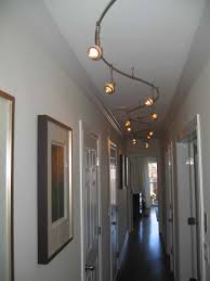 best hallway lighting. Hallway Track Lighting Idea For Awesome Look Best I