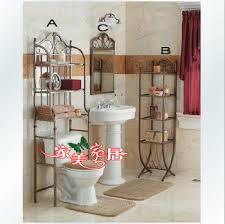 wrought iron bathroom shelf. Marvelous Wrought Iron Bathroom Shelf With Shelves Design O