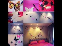 cute wall decor diy ideas for bedroom