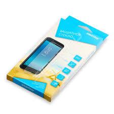 """Универсальное <b>защитное стекло</b> для телефонов 4"""" (<b>Smartbuy</b> ..."""