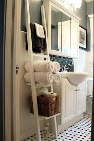 towel hanger ideas. Creative Towel Rack Ideas Your Bathroom With Inspiring White Hanger