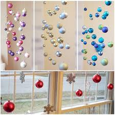 Decorating With Christmas Balls Simple 32pcs Colorful DIY Decorating Christmas Balls Hanging Ornament Charm