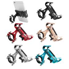 <b>Bicycle</b> Phone Mount Holder Rack Aluminum Alloy for <b>Universal</b> ...
