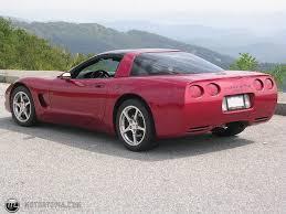 2000 Chevrolet Corvette C5 Coupe id 16476
