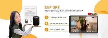 EUP - Thiết bị định vị - Thiết bị giám sát hành trình