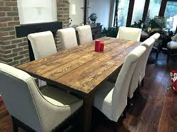 absolutely 10 person dining table set round size in 8 captivating rectangular design dimension room canada and chair with leaf