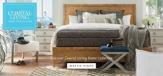 Home furniture bed designs Bedroom Coastal Living Collection Aarons Universal Furniture